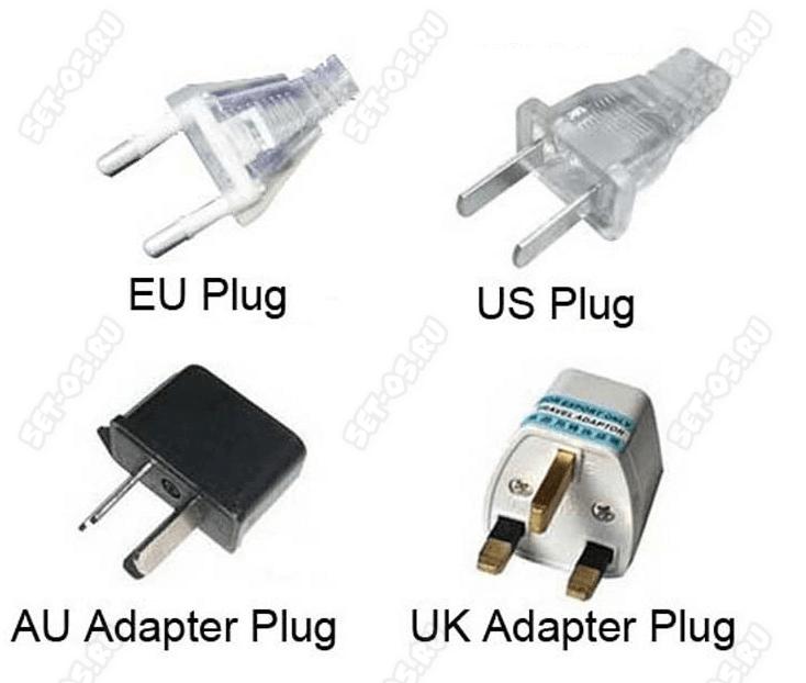Eu plug что это такое фото