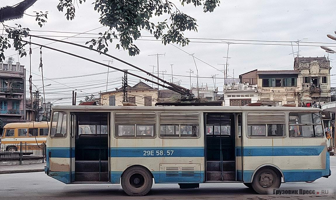 Московский троллейбус — википедия. что такое московский троллейбус