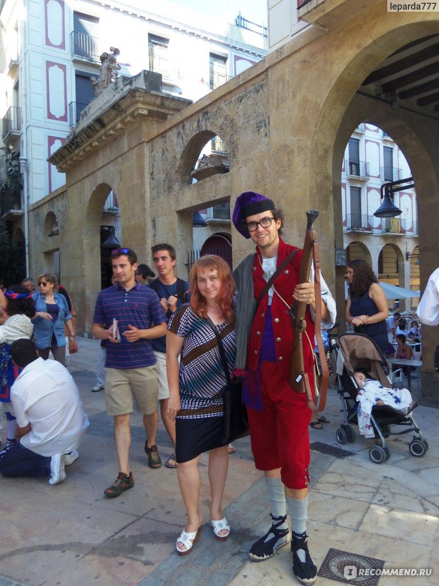 Что такое испанская фиеста