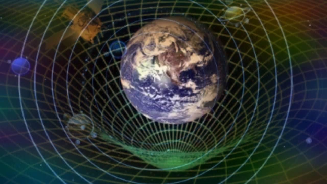 Гравитация — сила, создавшая вселенную
