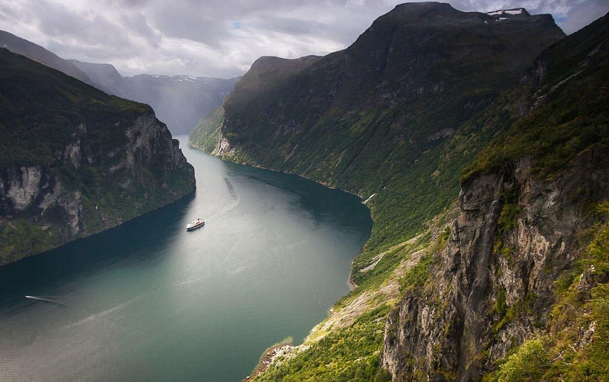 Что такое фьорды норвегии и 5 самых удивительных из них