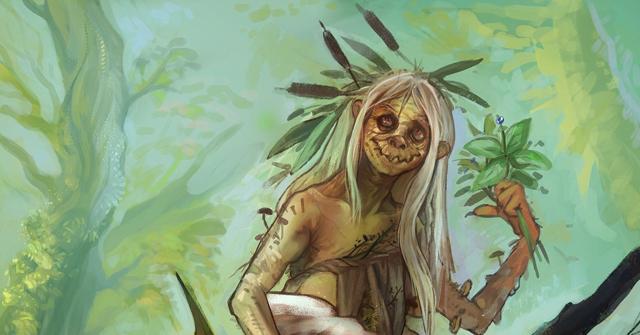 Кикимора , кто она такая - 5 интересных фото, как выглядит кикимора