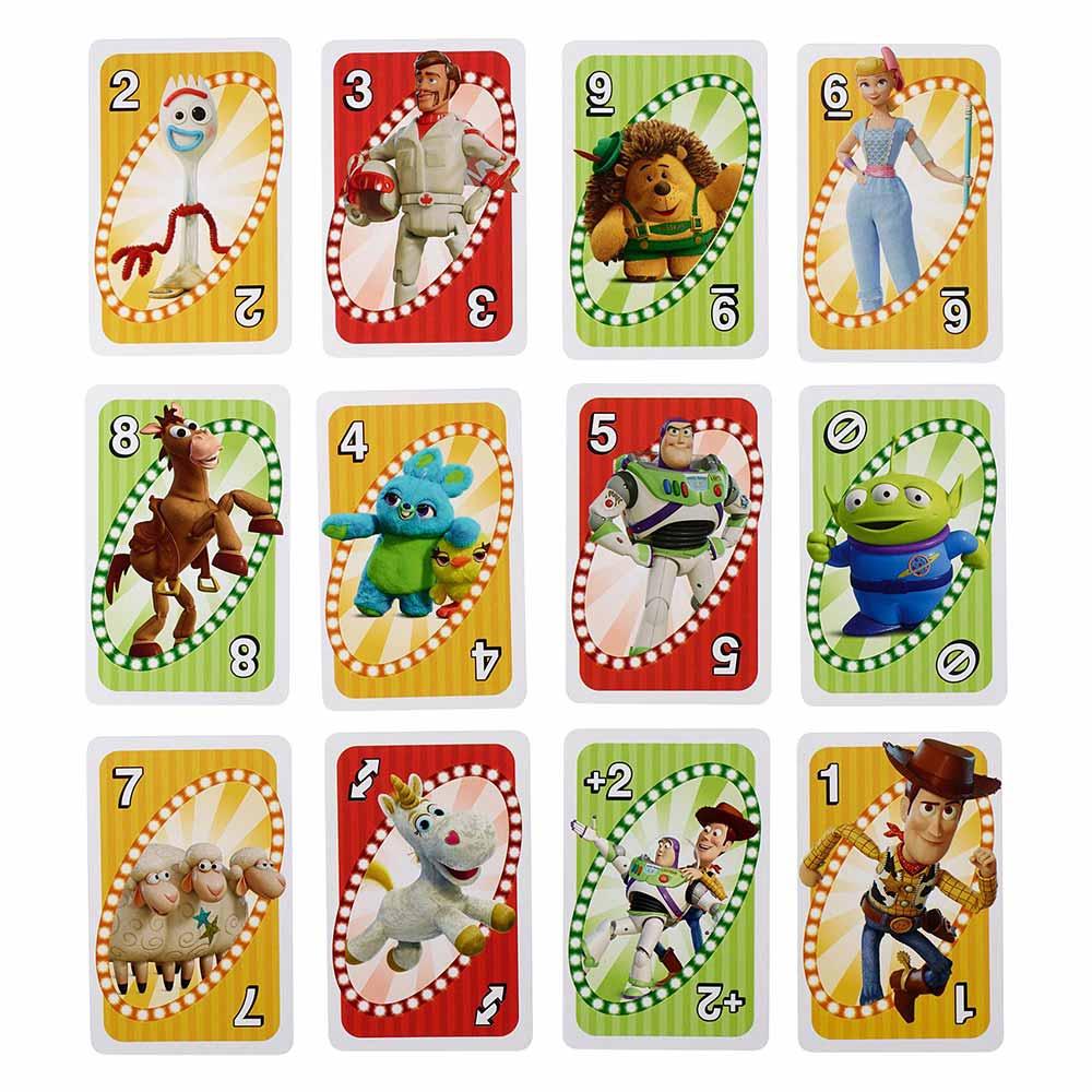 Настольная игра уно - сколько карт в колоде и как их раздают