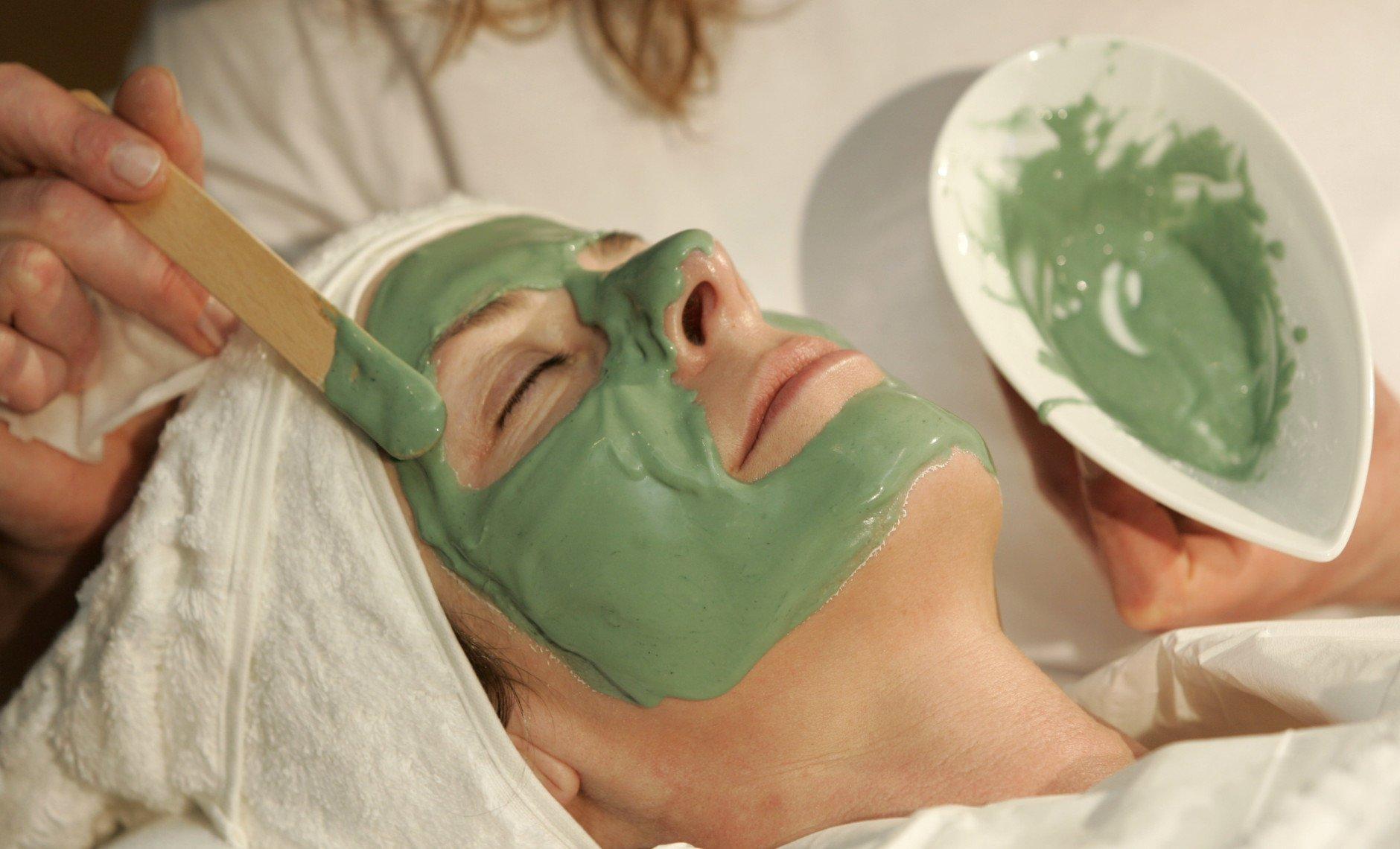 Альгинатная маска для лица – что это такое, как разводить и наносить!