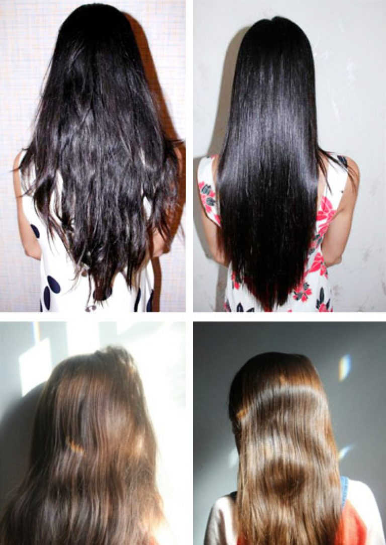 Биоламинирование волос в домашних условиях: фото, видео
