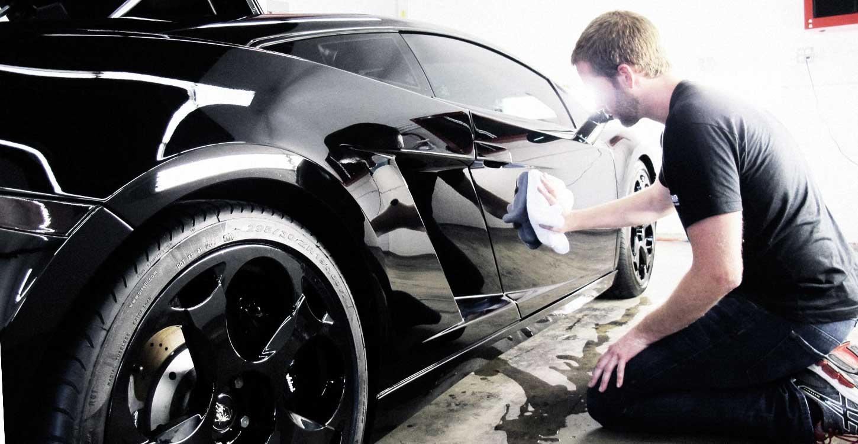 Что такое детейлинг автомобиля