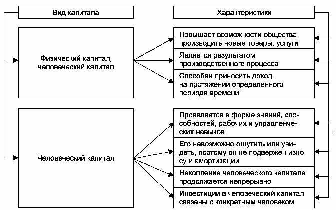 Что такое капитал (capital) - определение, значение, виды в экономике