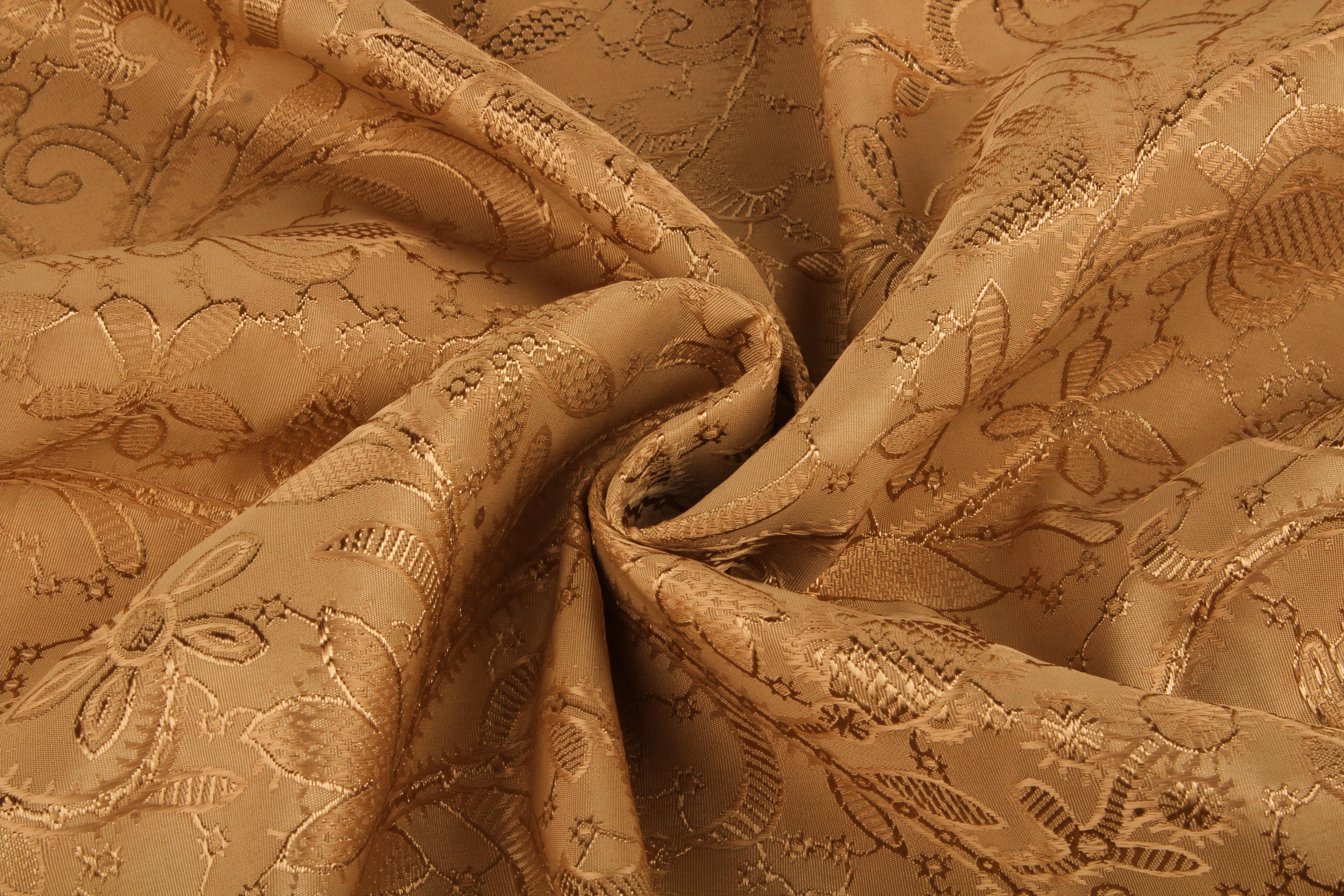 Ткань жаккард — описание, происхождение, уход за изделиями
