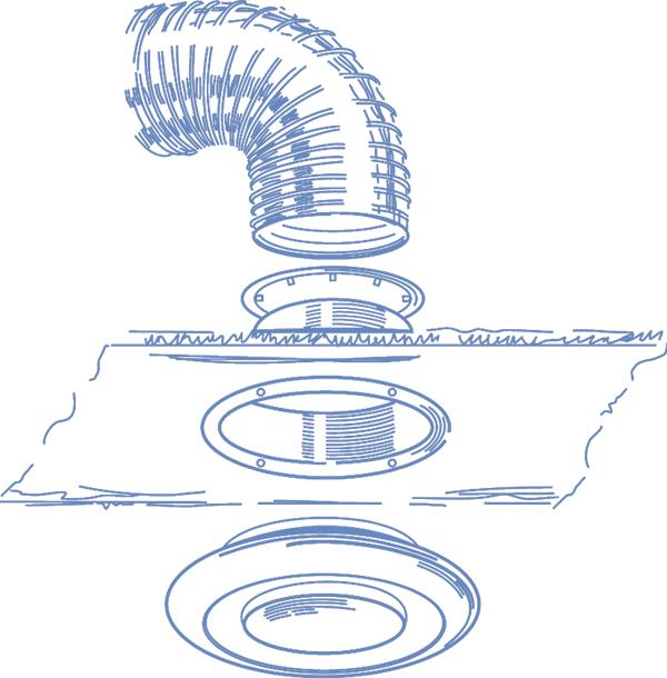 Анемостат для вентиляции (26 фото): что это такое? выбираем вентиляционные приточно-вытяжные регулируемые анемостаты