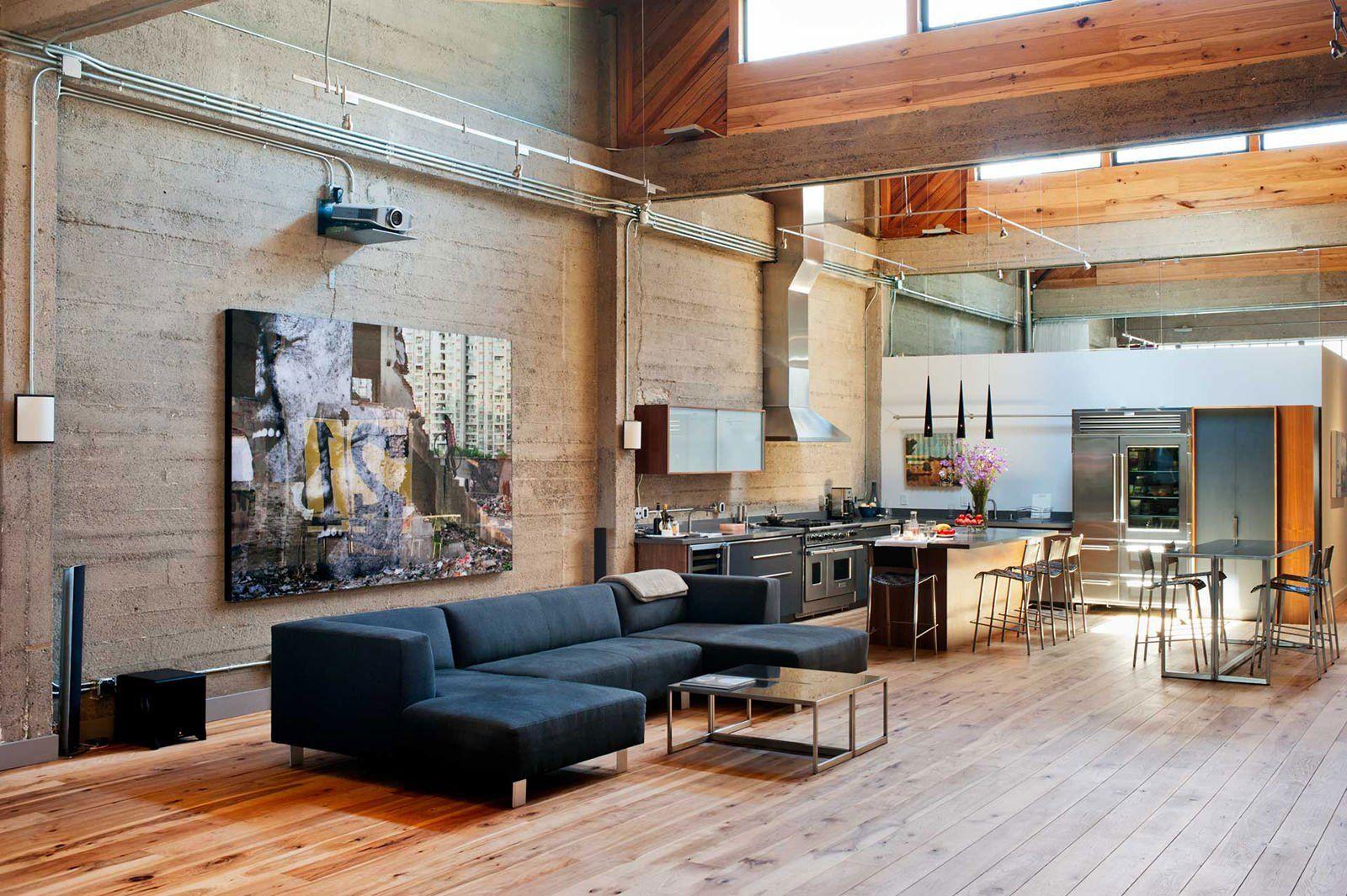 Стиль лофт в интерьере: особенности дизайна, фото и рекомендации реальных интерьеров