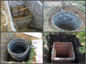 Выгребная яма для частного дома с постоянным проживанием: как сделать, нормы