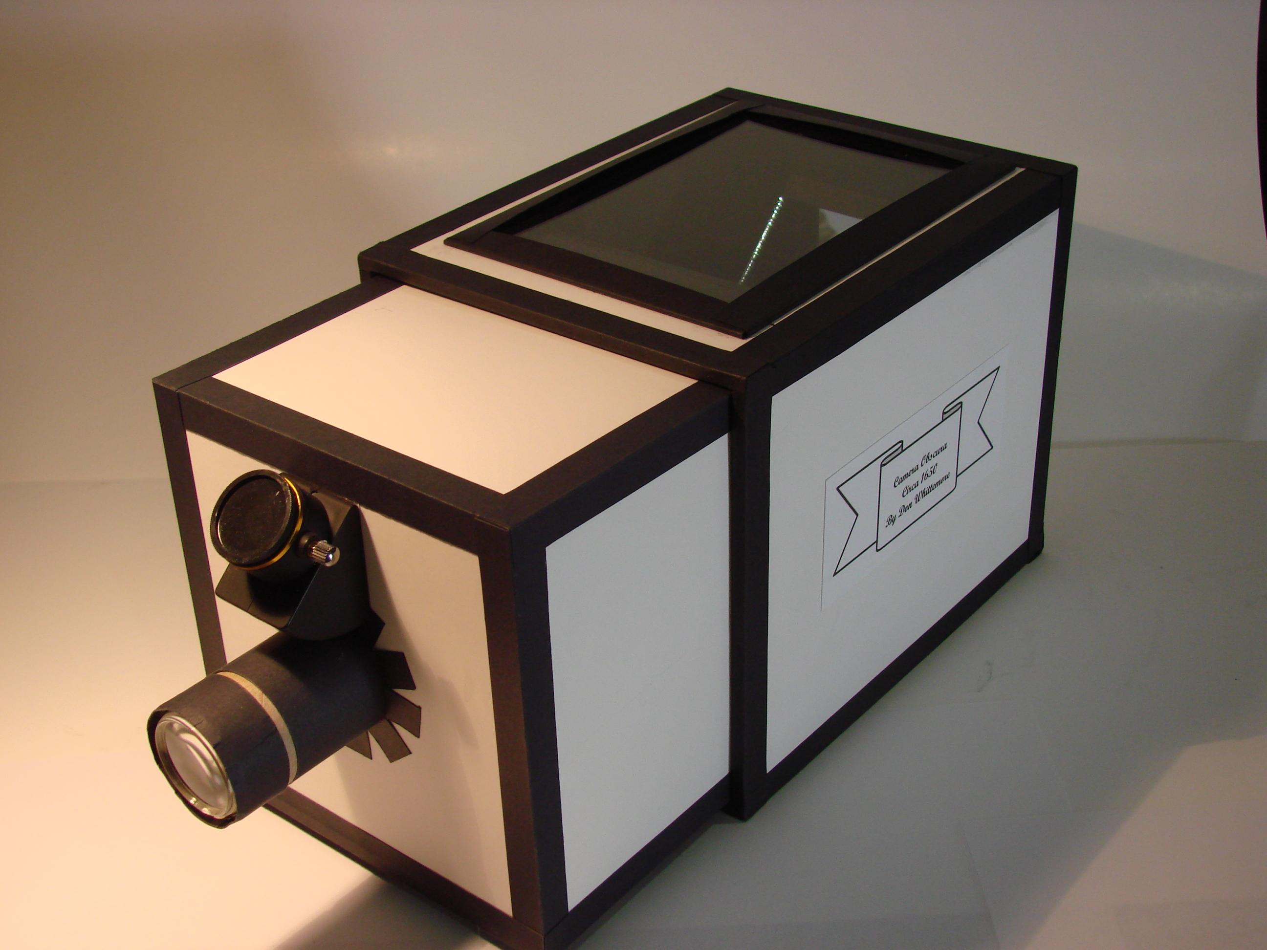 Камера-обскура - это что такое? :: syl.ru