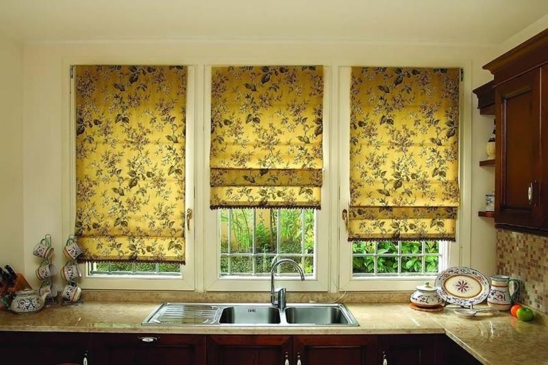 Шторы на окна: фото, для чего нужны, варианты и виды штор