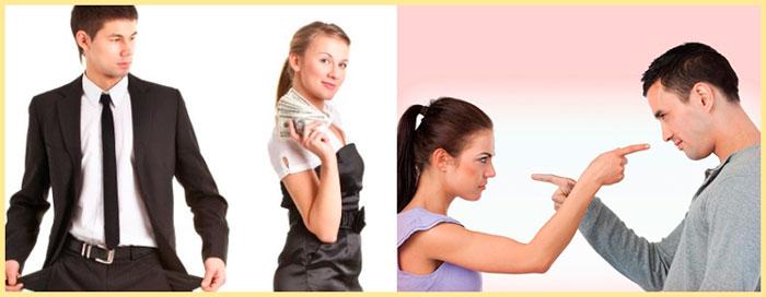 Супружеский долг: обязательства мужа и жены