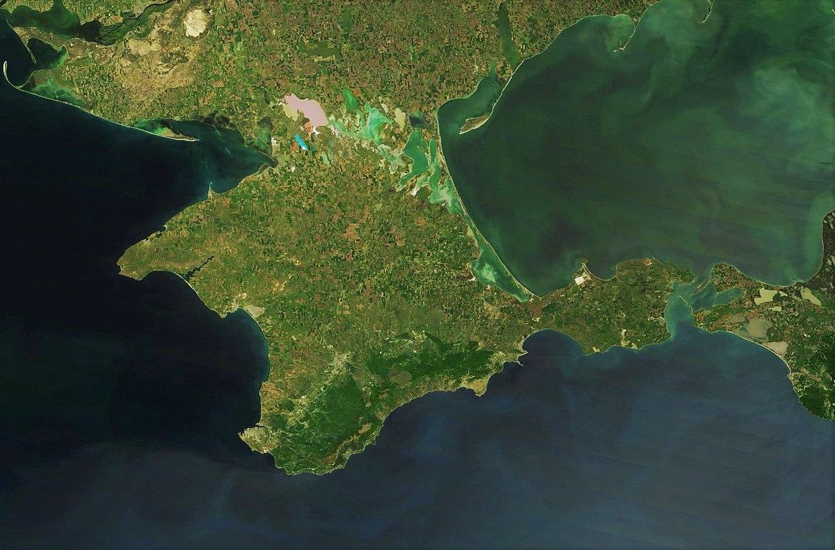 Крупнейшие полуострова россии — список, названия, карты и характеристика