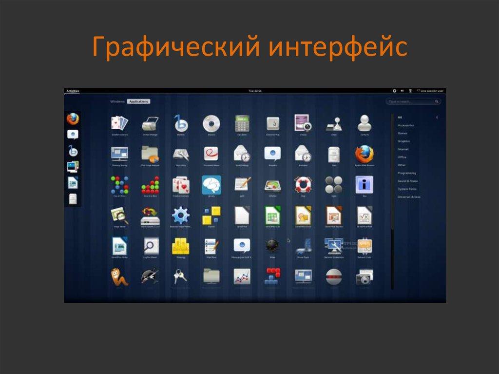 Графический интерфейс пользователя — википедия. что такое графический интерфейс пользователя