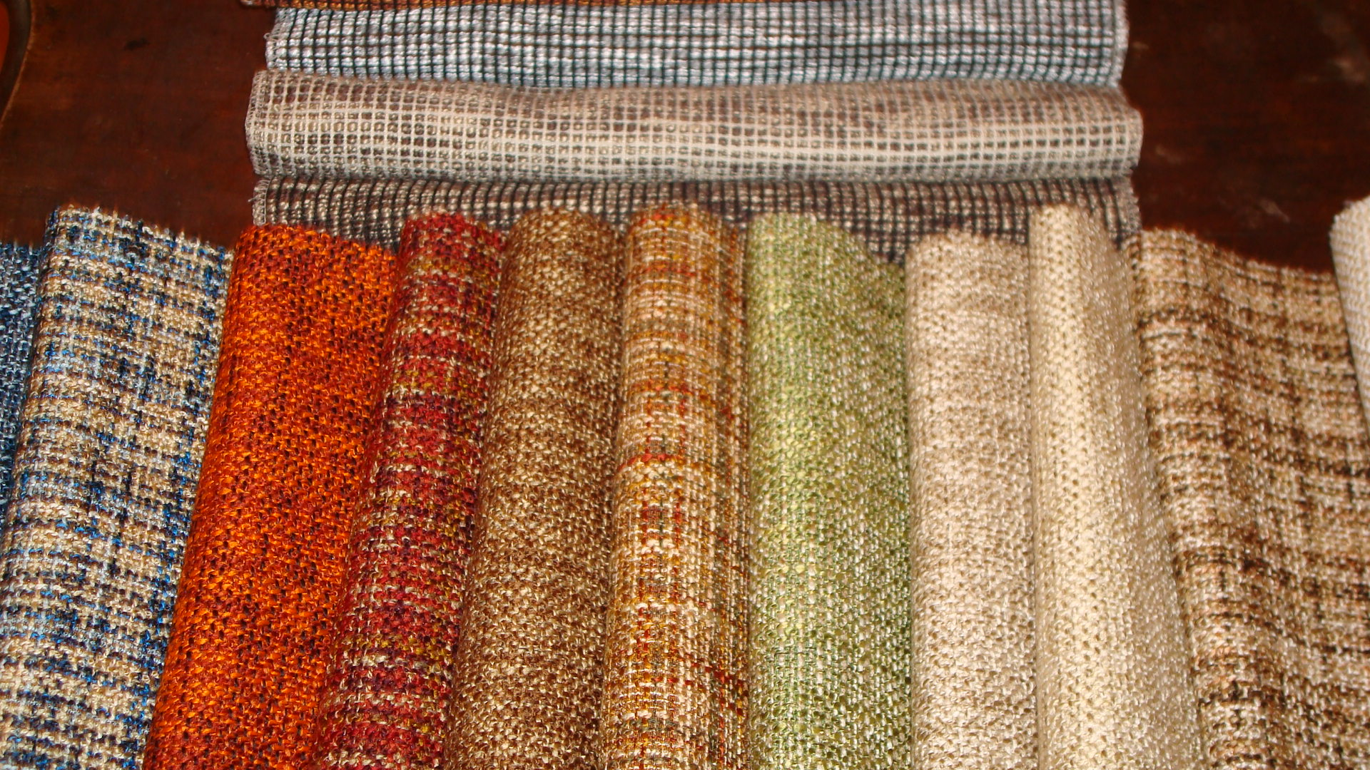 Что такое ткань рогожка и что из нее можно пошить