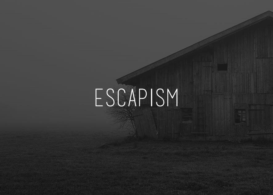 Эскапизм