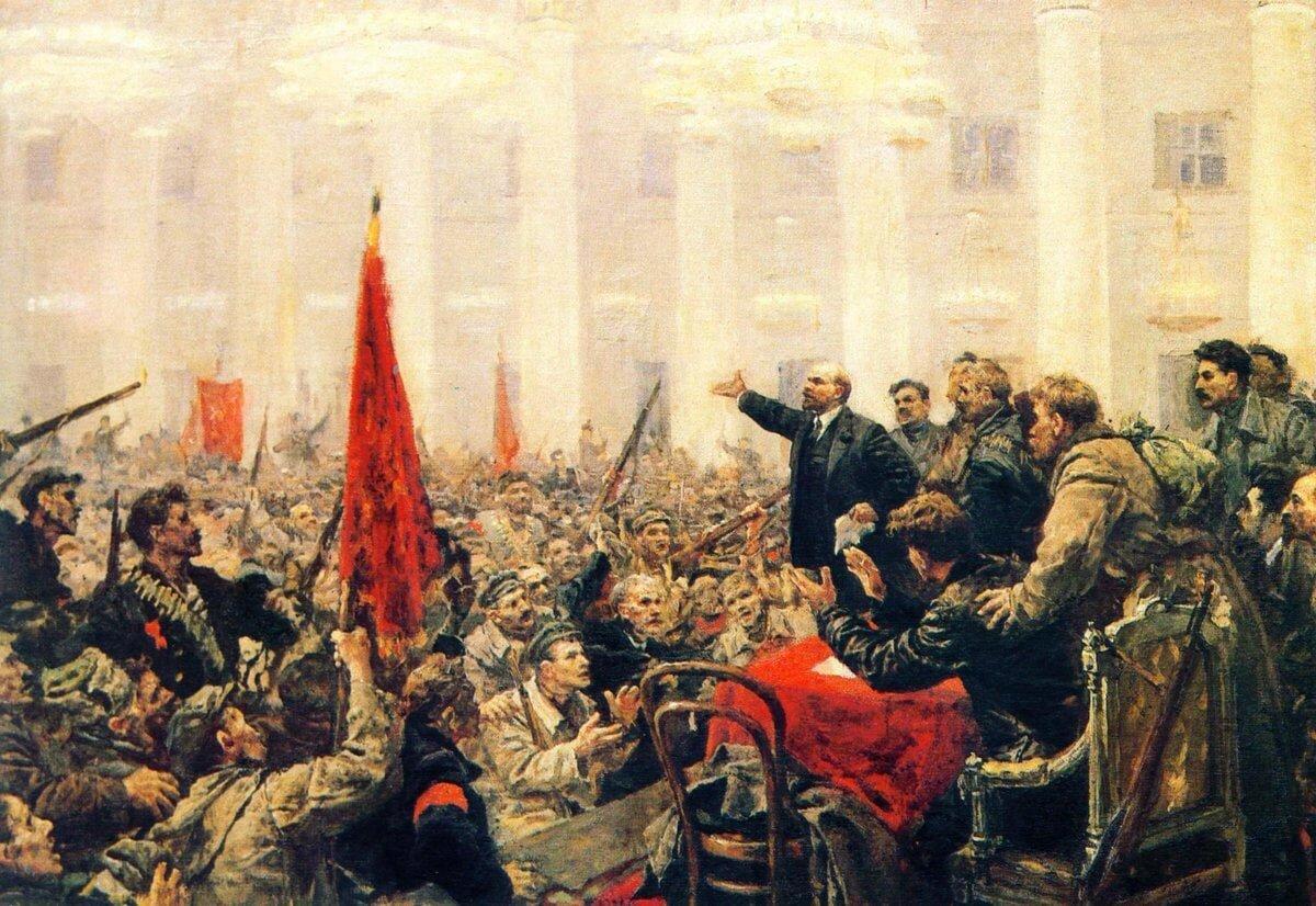 Что такое революция простыми и понятными словами