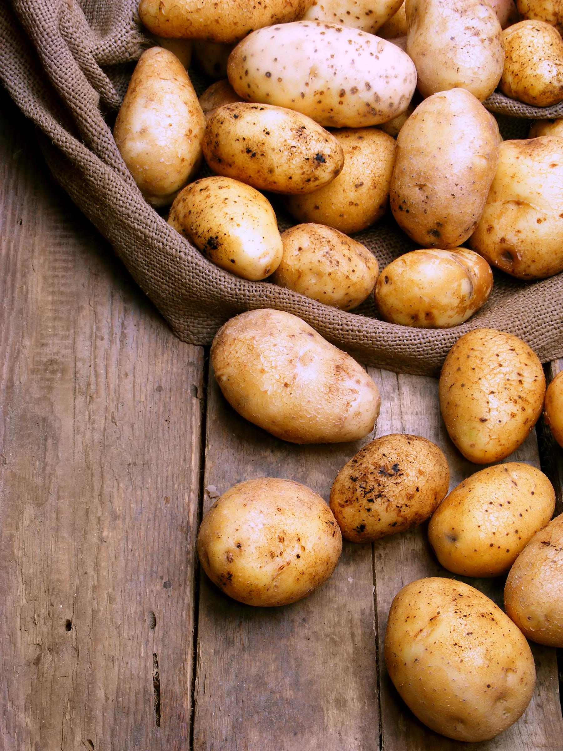 Что такое картофель