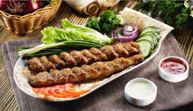Фарш для люля-кебаб: рецепты, как приготовить на шампурах