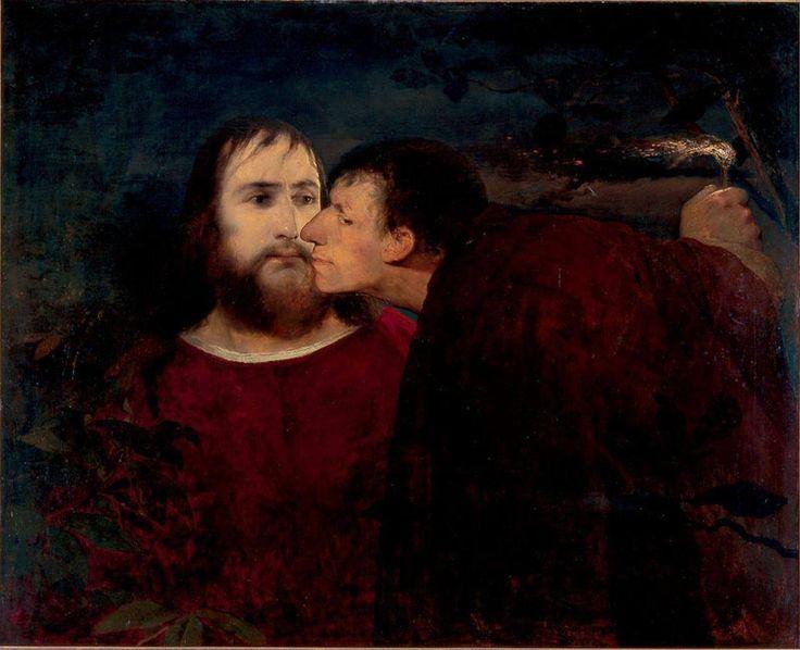 Иуда искариот. почему иуда предал христа