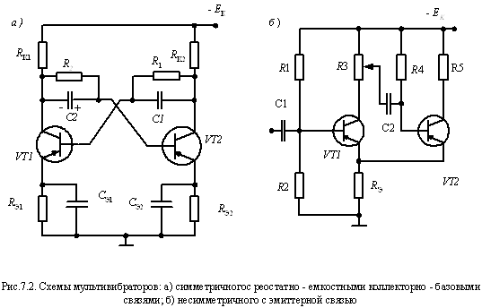 Мультивибратор