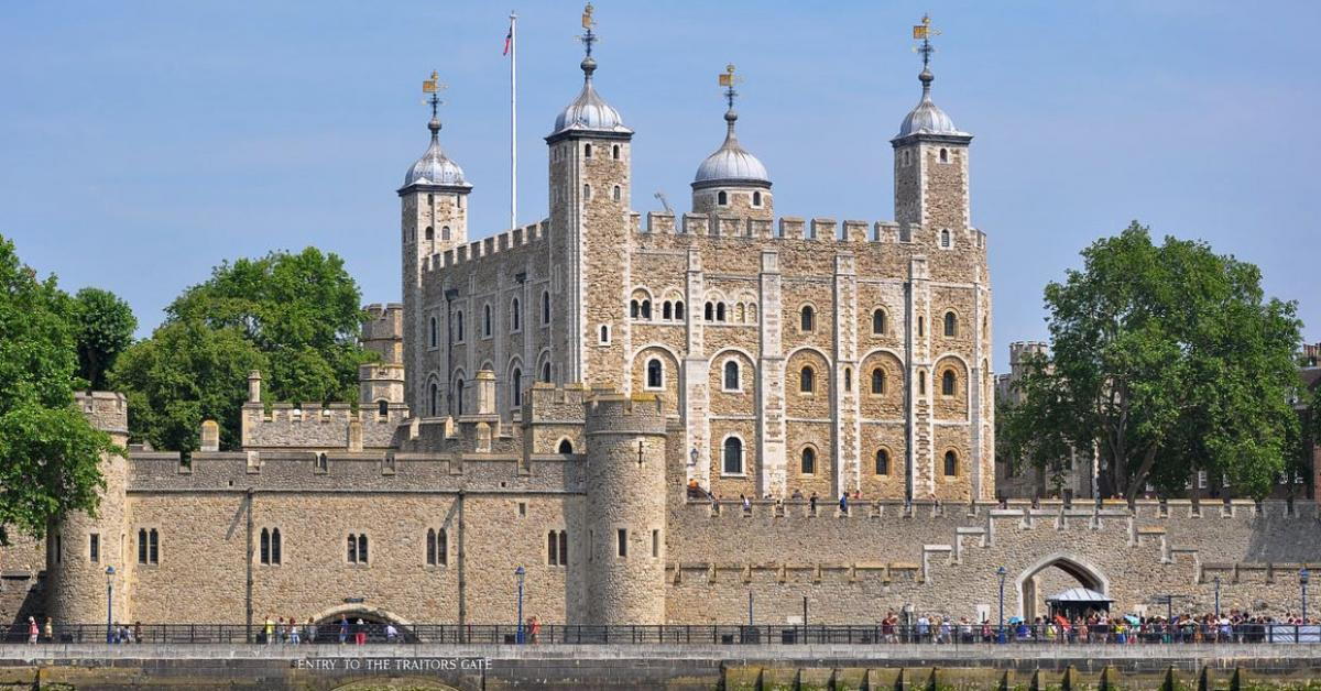 Лондонский тауэр: история, стоимость, что посмотреть
