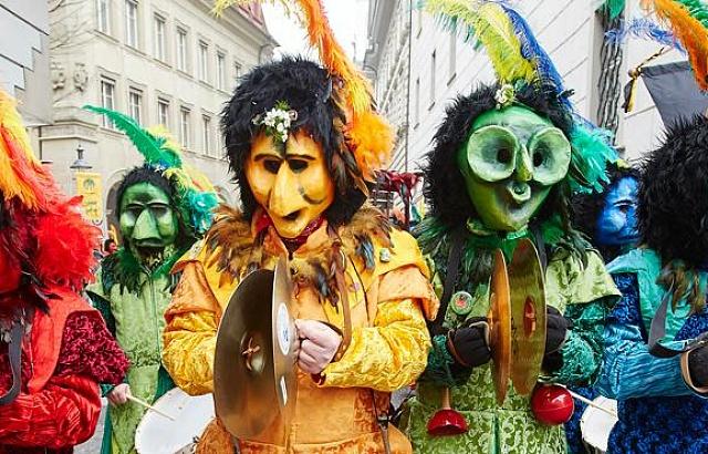 Что такое карнавал
