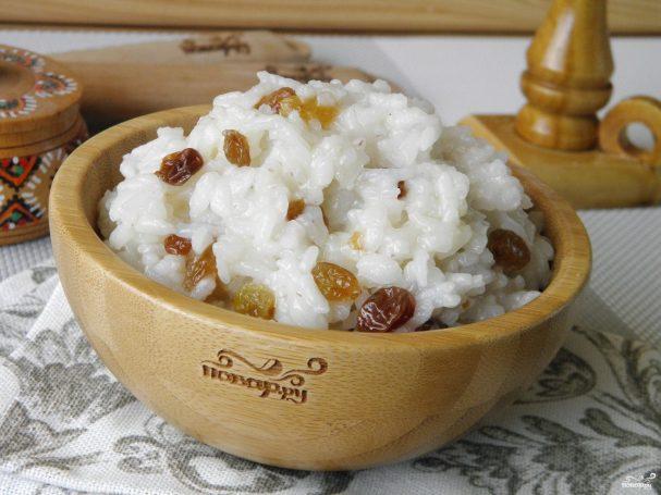 Кутья на поминки из риса с изюмом: поминальный рецепт, как сварить