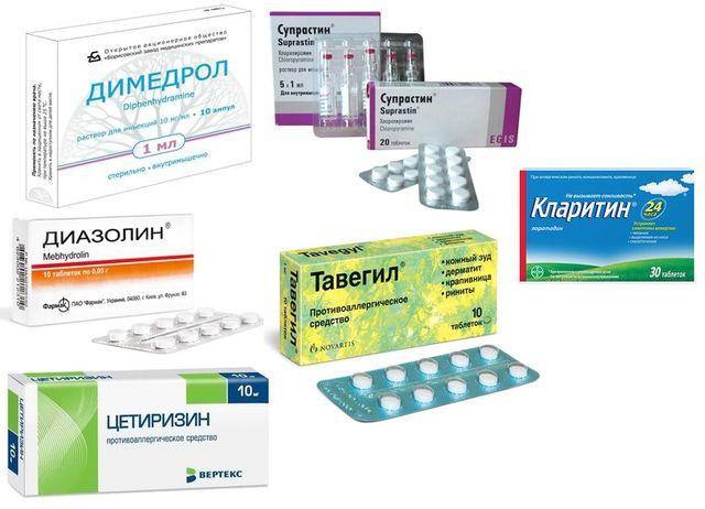 Противоаллергические препараты — аналитический обзор. часть 1