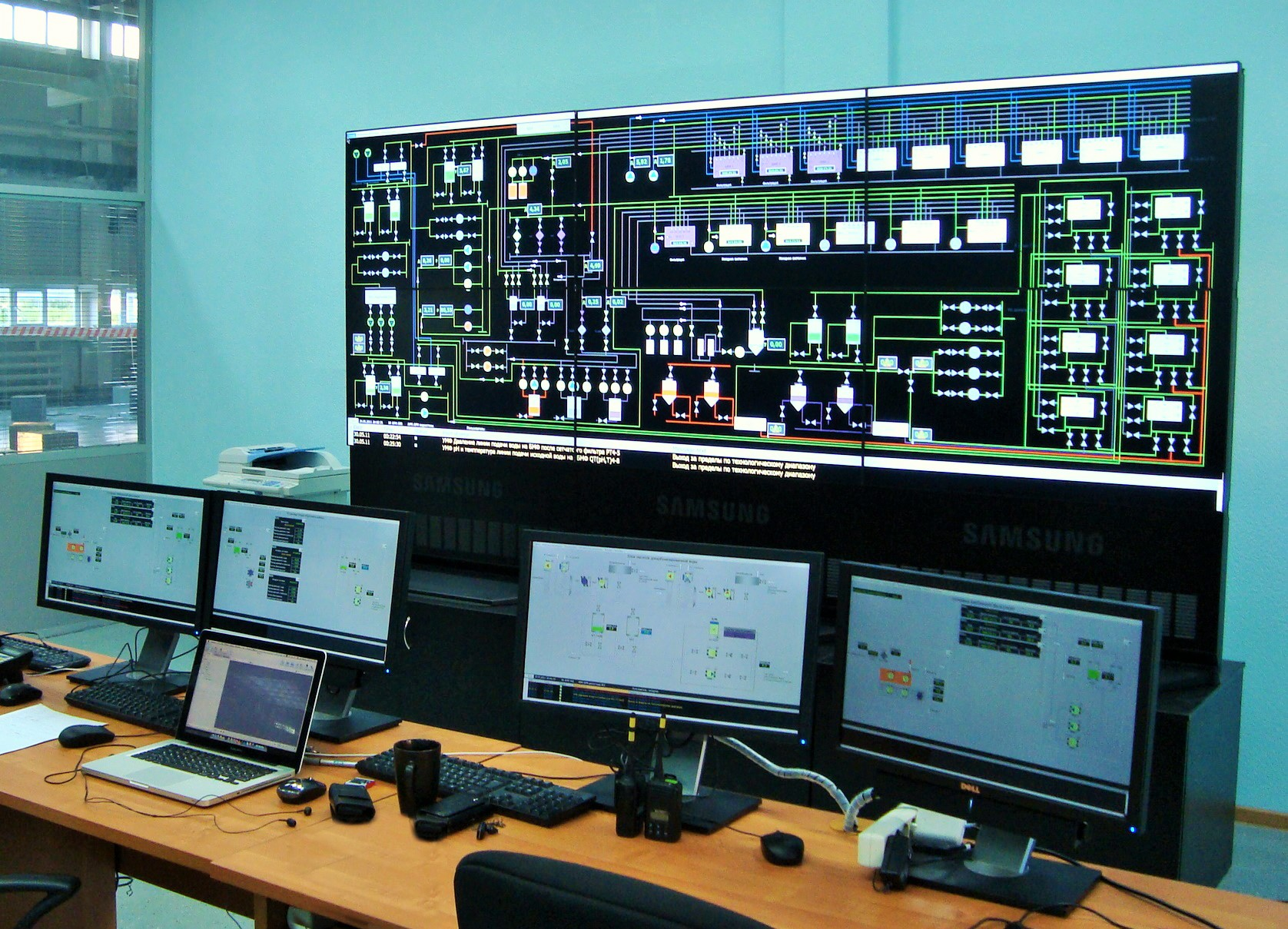 Автоматизированная система управления