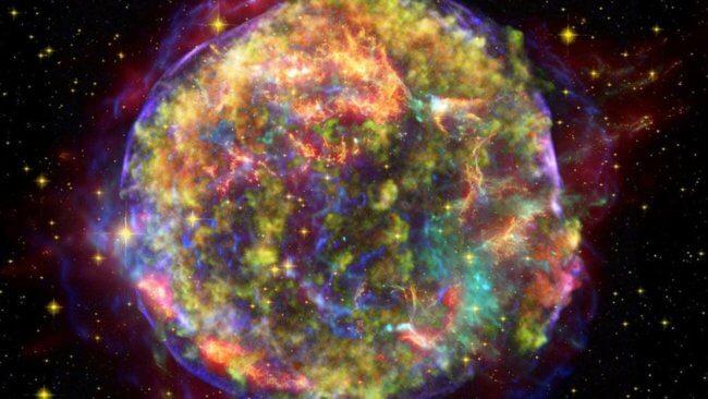 Сверхновая звезда - вики