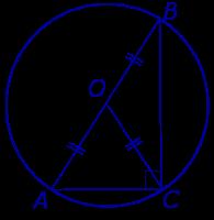 Как найти серединный перпендикуляр: 8 шагов