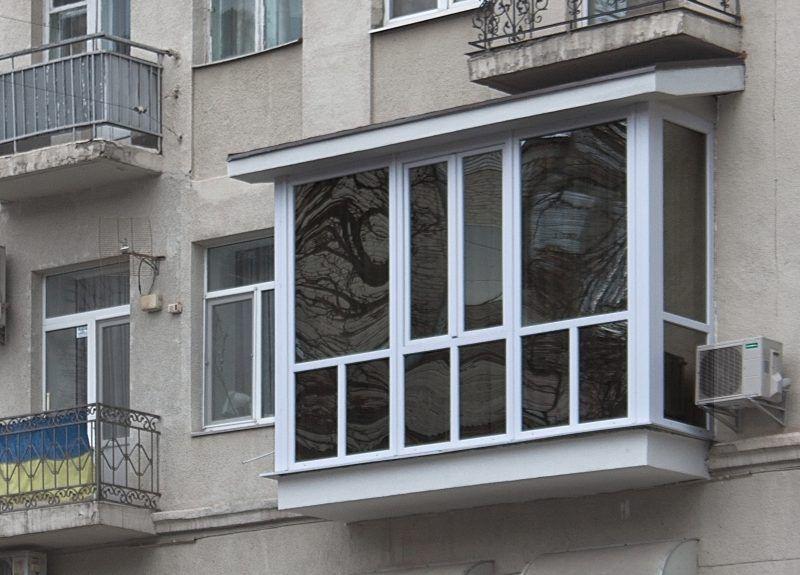 Плюсы и минусы французского балкона