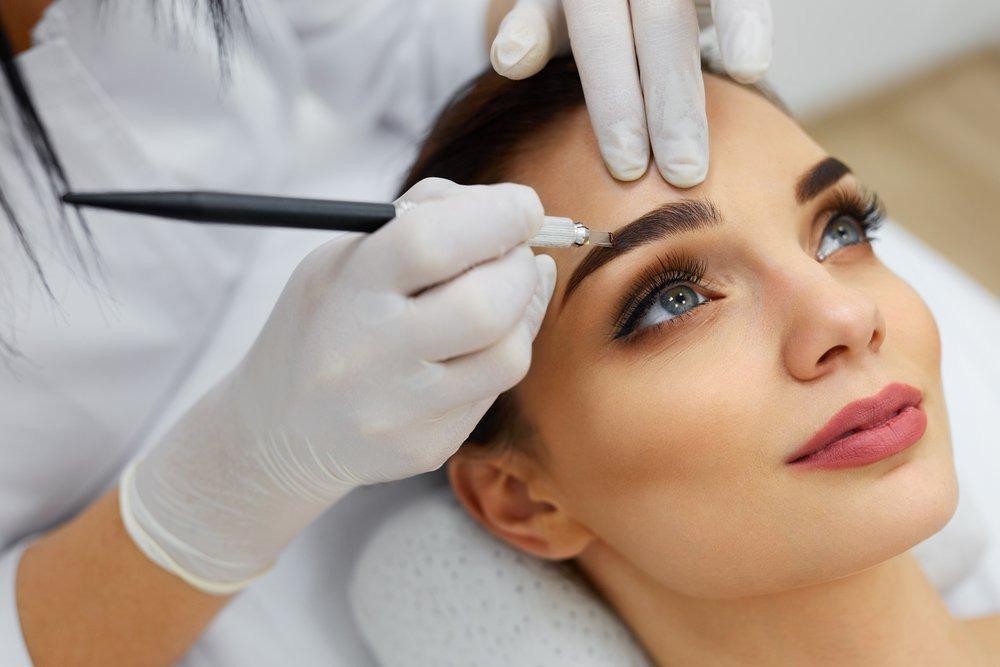 Перманентный макияж (губ, бровей) — что это такое во всех подробностях | ktonanovenkogo.ru