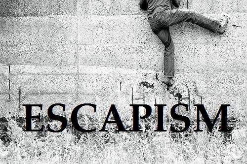 Что такое эскапизм? уход из реальности или перерыв?