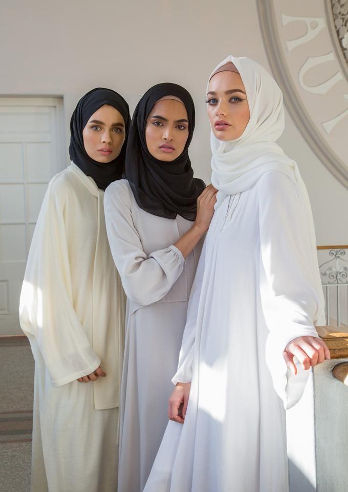 Одежда по шариату для мусульманок