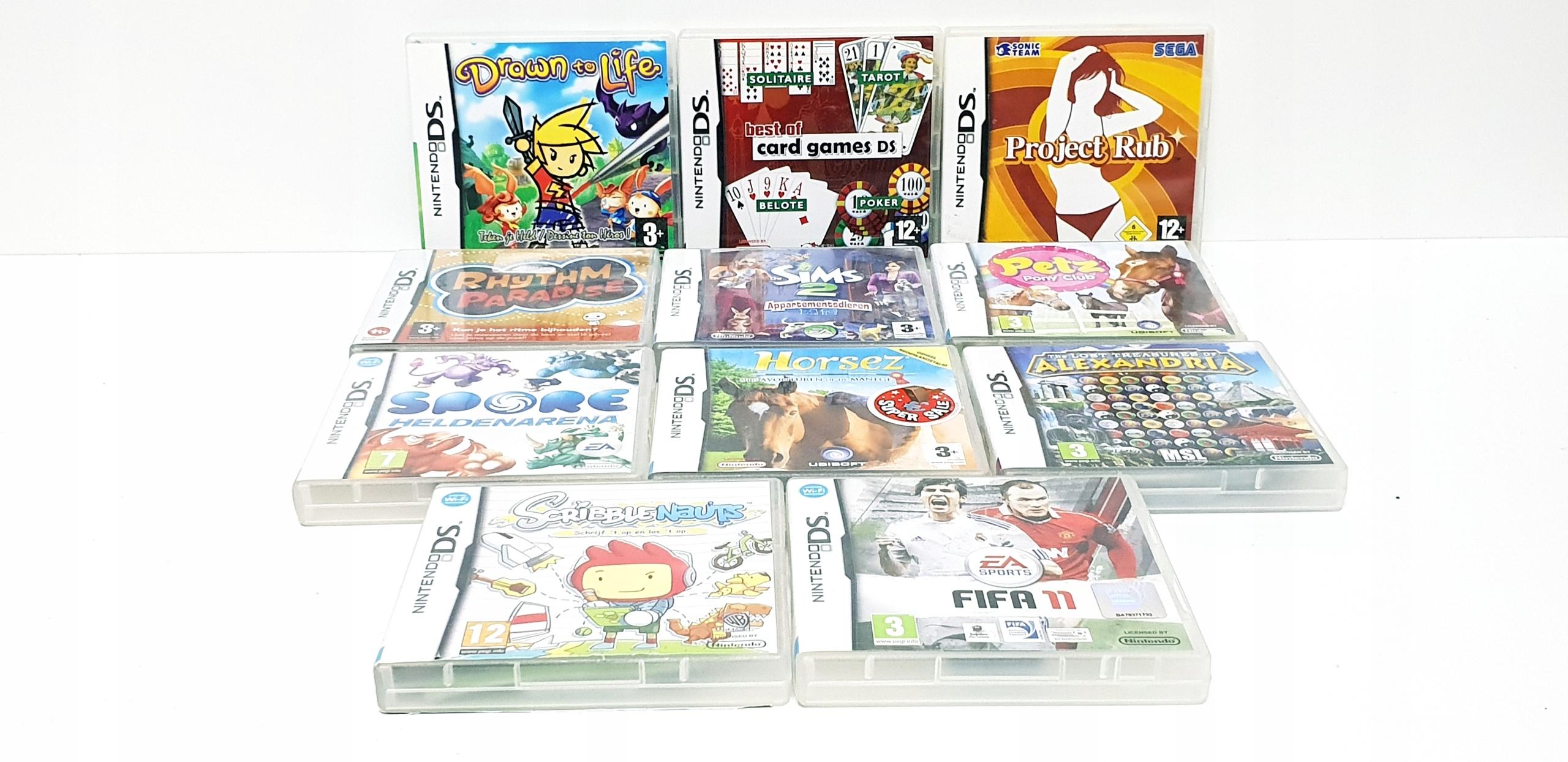 25 лучших игр для nintendo ds всех времён