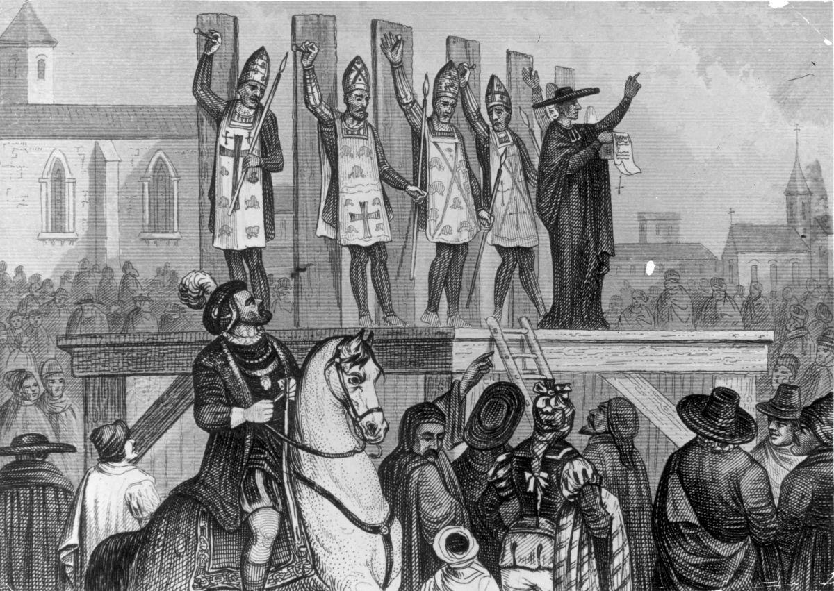 Инквизиция в истории: средневековая, испанская, святая