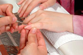 Как делать коррекцию нарощенных ногтей
