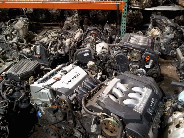 Контрактный двигатель: что это такое, как выбрать