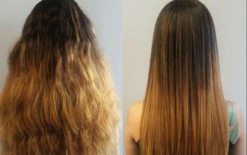 Кератиновое выпрямление и восстановление волос — что это такое, чем отличаются процедуры и которая лучше, а также о разнице в проведении и стоимости