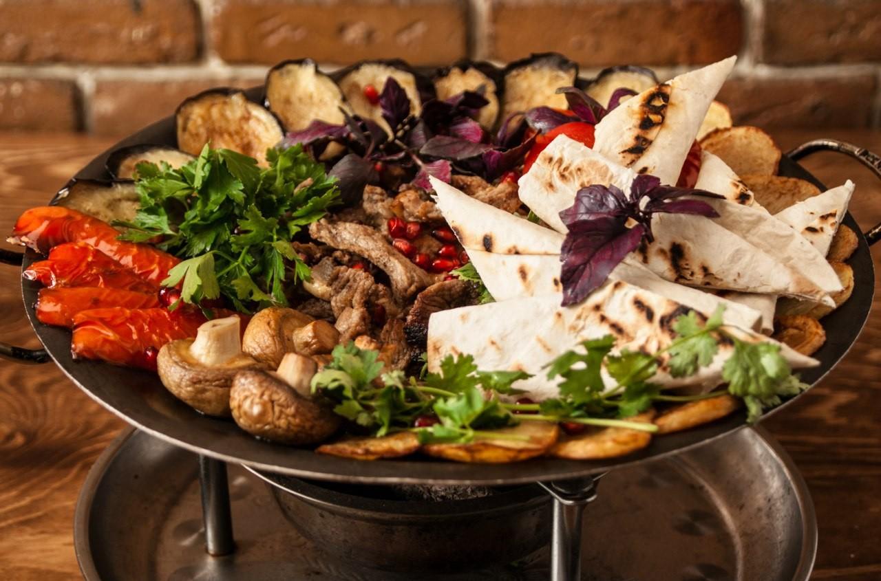 Садж - вкусное, колоритное блюдо азербайджанской кухни - будет вкусно! - медиаплатформа миртесен