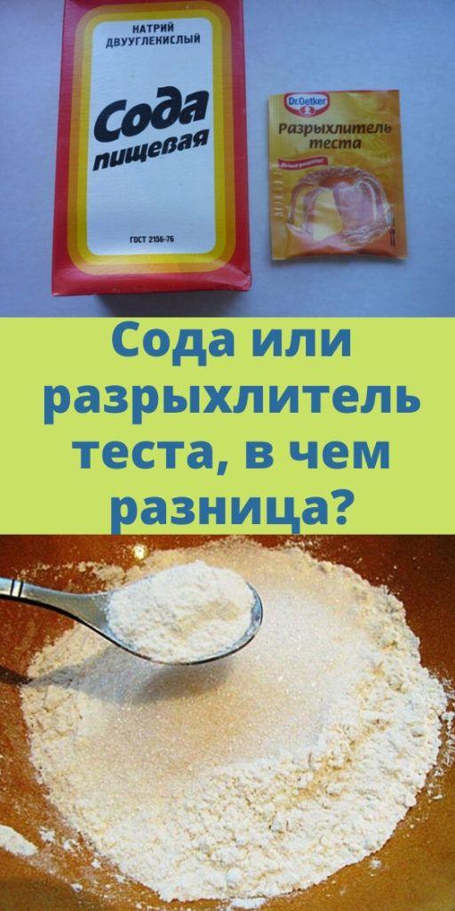 Пекарский порошок — что это, как правильно его применять - будет вкусно! - медиаплатформа миртесен