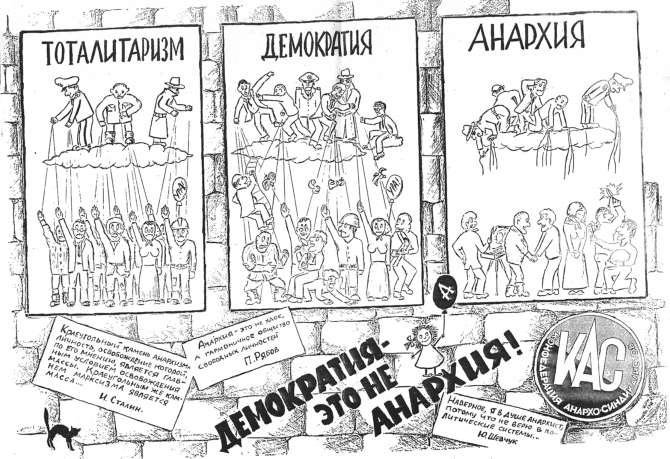 Анархия — википедия