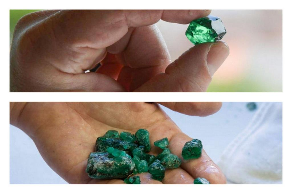 Гидротермальный изумруд — википедия. что такое гидротермальный изумруд