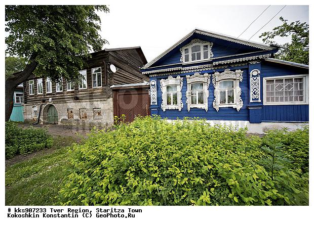 Старица (сельское поселение станция старица)