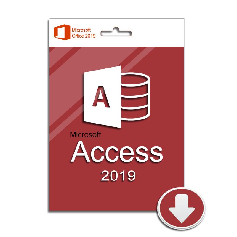 Типы данных в ms access - базы данных access