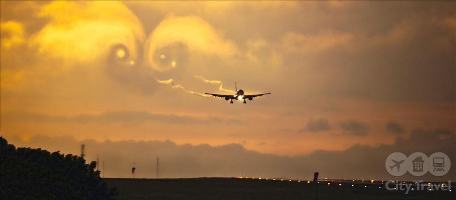 О турбулентности: что это такое и чем опасно, условия возникновения